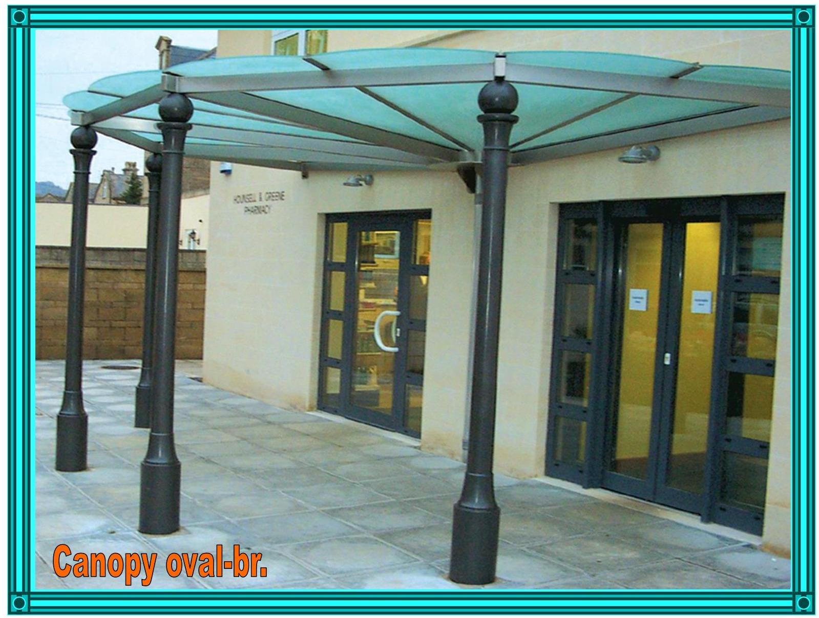 Manufacturers Residential Canopy Entrance Canopy Awnings