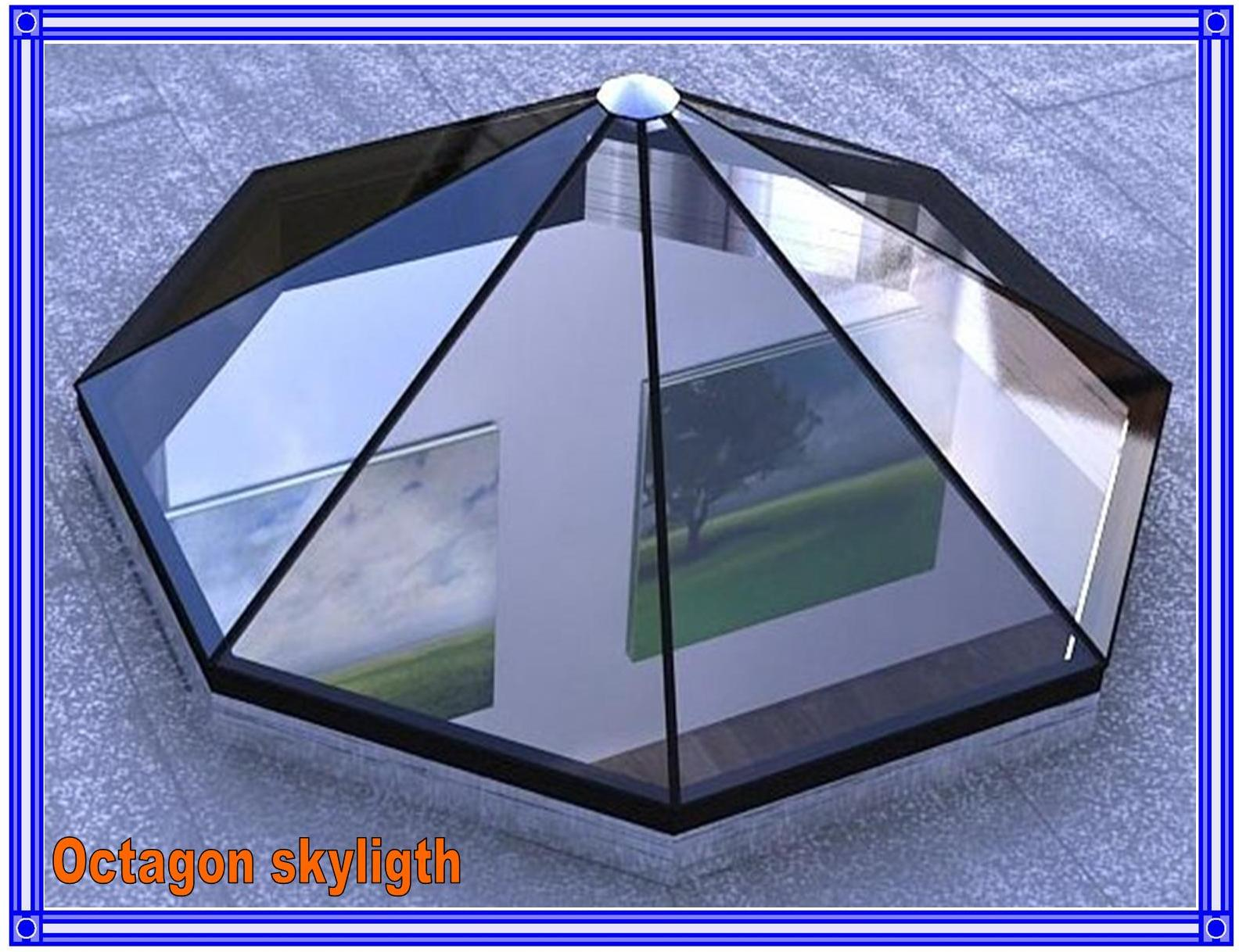 Choose Us For Good Quality Pyramid Skylights Toronto